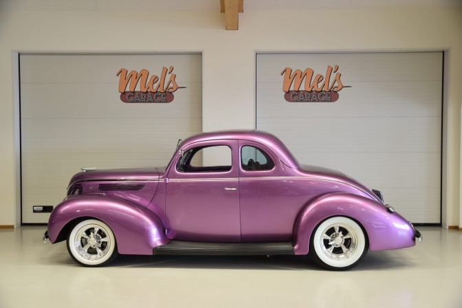 Ford Deluxe Coupe 1938-SÅLD!