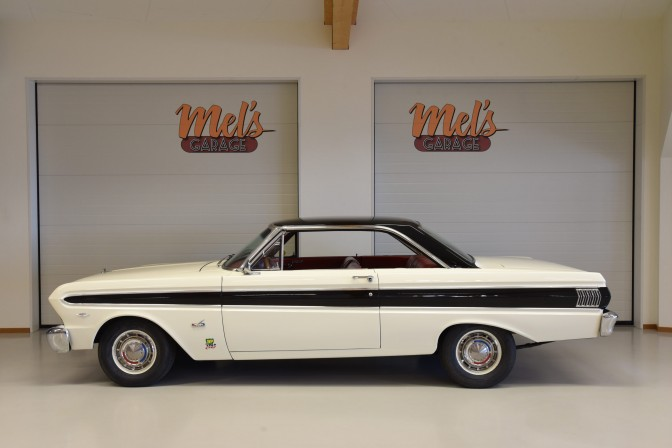 Ford Falcon Futura 1964-SÅLD!