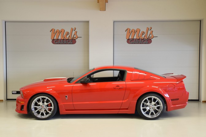 Ford Mustang GT Roush Stage 3-SÅLD!