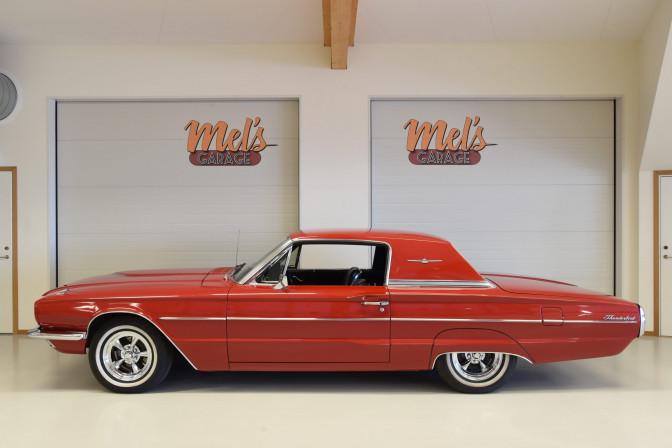 Ford Thunderbird 2-dr Town HT 1966-SÅLD!