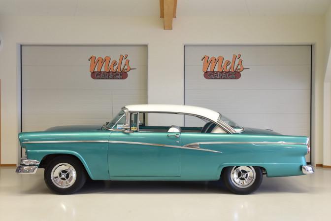 Ford Customline 2-dr Victoria Coupe 1956-SÅLD!