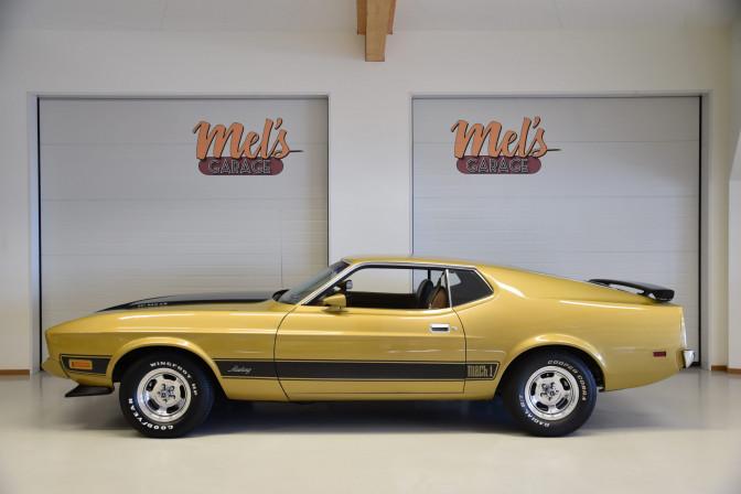 Ford Mustang Mach1 1973-SÅLD!