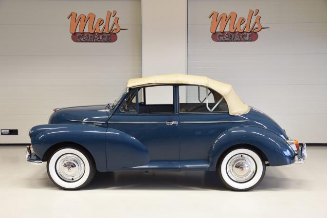Morris Minor 1000 Convertible 1964-SÅLD!