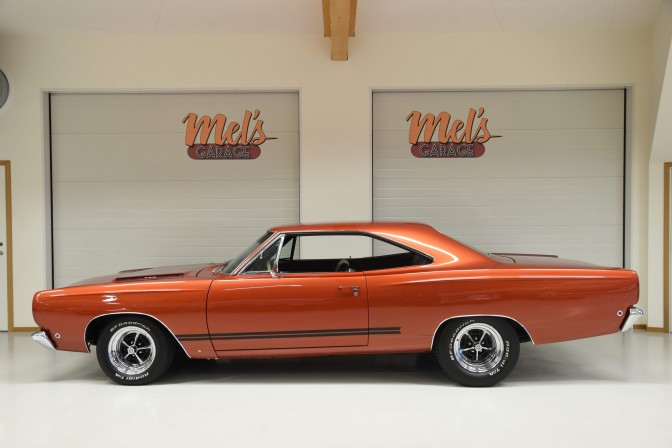 Plymouth GTX Special 2-dr HT 1968-SÅLD!