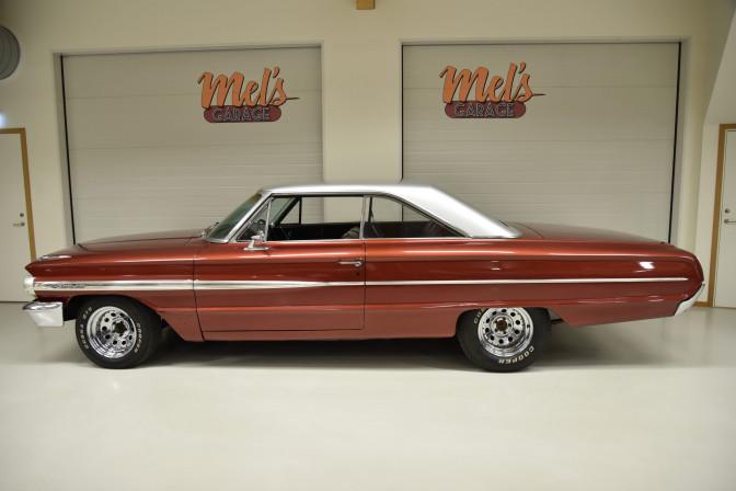 Ford Galaxie 500 2-dr HT 1964-SÅLD!