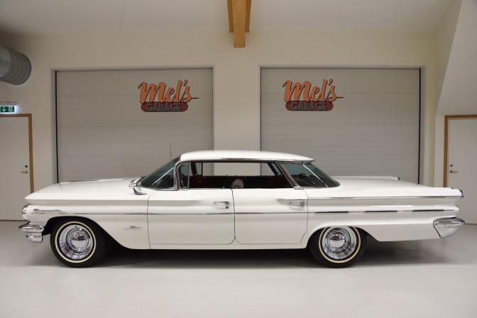Pontiac Bonneville 4-dr Vista HT 1960-SÅLD!
