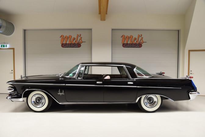 Chrysler Imperial Custom Southampton 4-dr ht 1962-SÅLD!