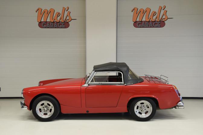 Austin Healey Sprite Mk ll 1962-SÅLD!