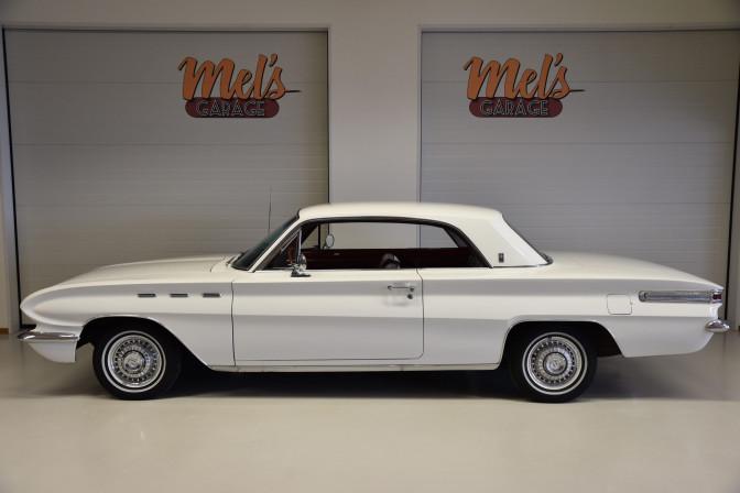 Buick Skylark 2-dr HT 1962-SÅLD!