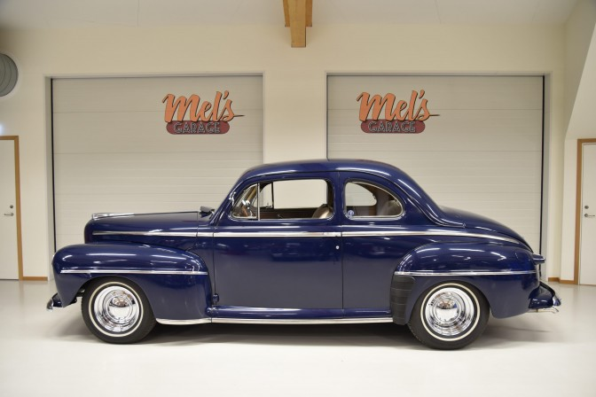 Ford Coupe Super Deluxe 1947-SÅLD!