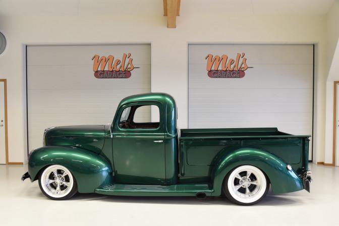 Ford Pickup 1940-SÅLD!