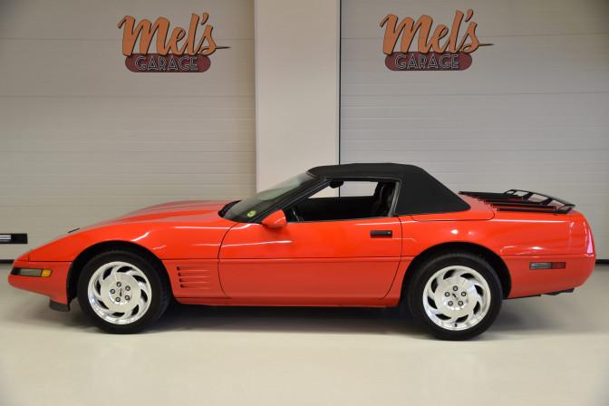 Chevrolet Corvette Convertible C4 1994-SÅLD!
