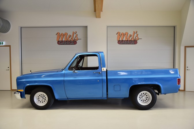 Chevrolet Pickup C10 1/2 ton Short Bed 1979-SÅLD!