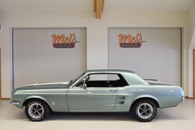 Ford Mustang HT 1967-SÅLD!