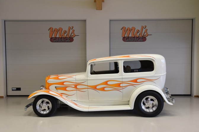 Ford Tudor 1932-SÅLD!