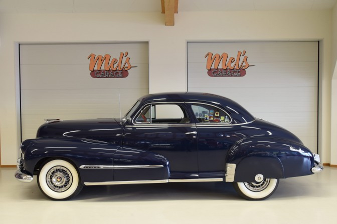 Oldsmobile 66 Special Club Coupe 1947-SÅLD!