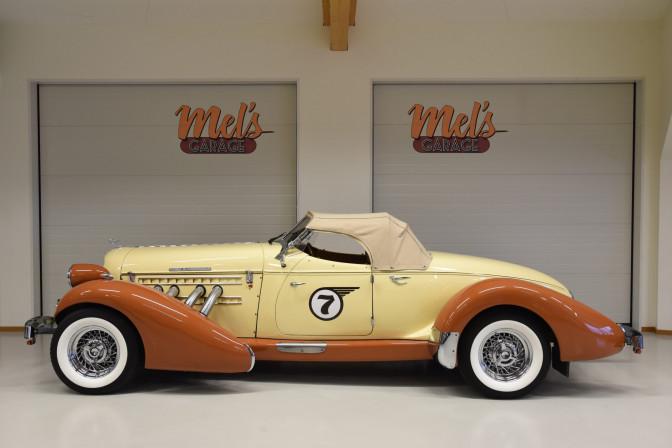 Auburn Speedster 851 Replica 1935/2008
