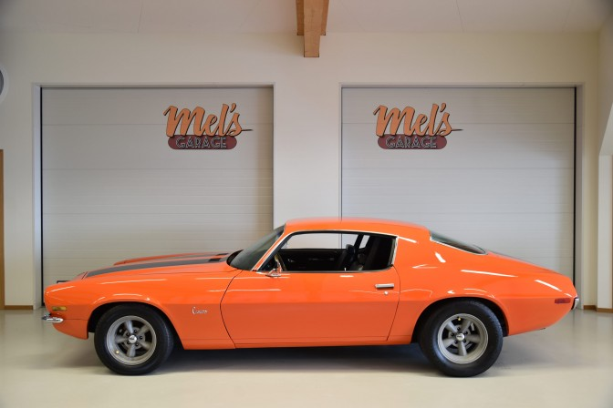 Chevrolet Camaro Sport Coupe 1970
