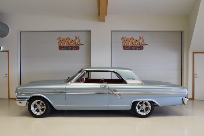 Ford Fairlane 2-dr Sport Coupe 1964-SÅLD!