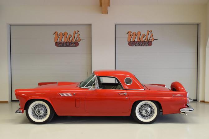 Ford Thunderbird 1956-SÅLD!
