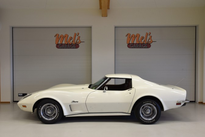 Chevrolet Corvette C3 Stingray T Top 1973-SÅLD!