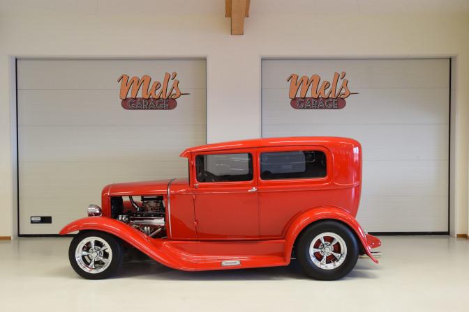 Ford Tudor 1931-SÅLD!
