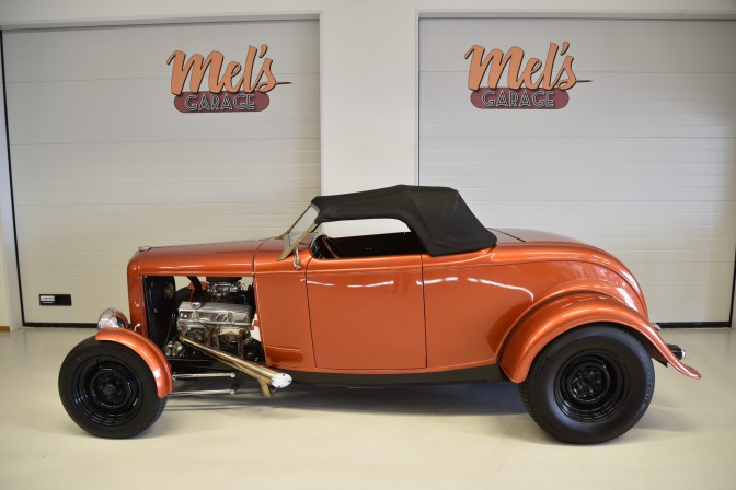 Ford Roadster 1932-SÅLD!