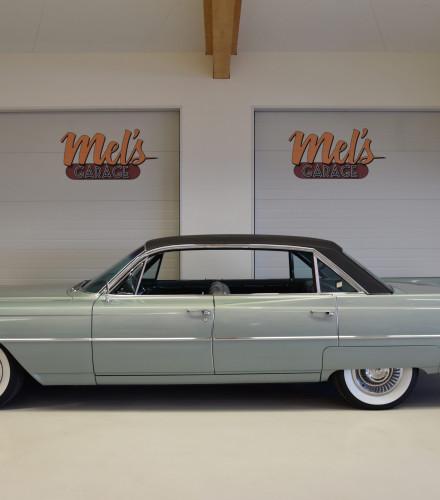 Cadillac Serie 62 DeVille 4-dr ht 6-Window 1964