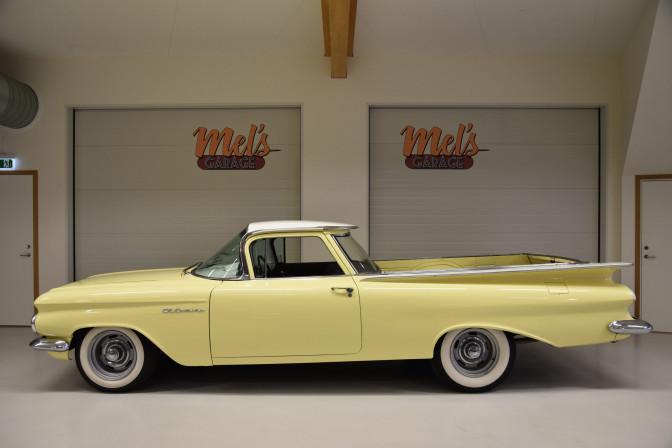 Chevrolet El Camino 1959-SÅLD!