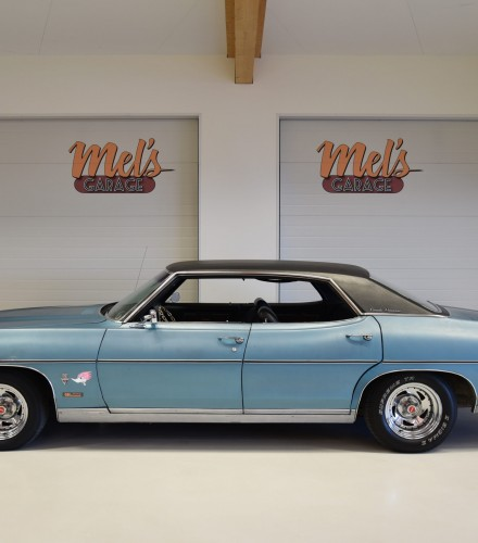 Pontiac Grande Parisienne 4-dr ht 1969-SÅLD!