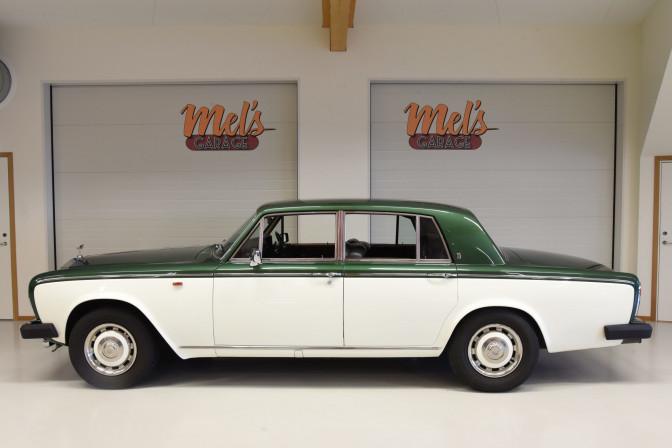 Rolls Royce Silver Shadow II 1978-SÅLD!