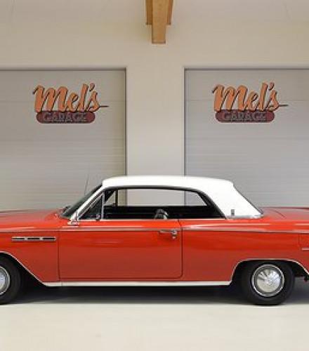 Buick Skylark 2-dr ht Coupe 1963 – SÅLD!