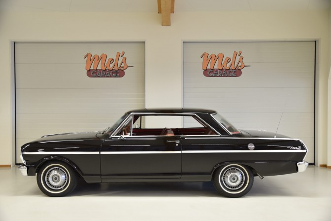 Chevrolet Chevy II Nova 2-dr ht 1965-SÅLD!