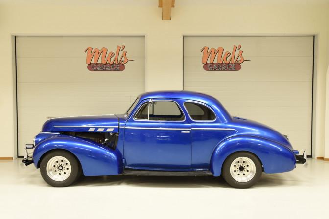 SÄLJES: Pontiac Coupe 1940