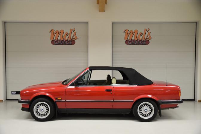 SÄLJES: BMW 325i E30 Cabriolet 1987