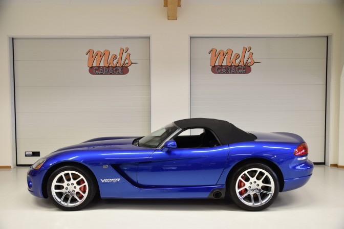 SÄLJES: Dodge Viper SRT-10 Convertible 2006 generation 3