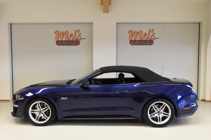 SÅLD! Ford Mustang GT Convertible 2018 1096 mil