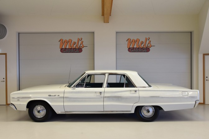 SÄLJES: Dodge Coronet 440 4-dr Sedan 1966