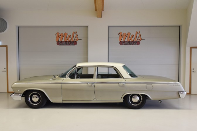 SÄLJES: Chevrolet Bel Air 4-dr Sedan 1962