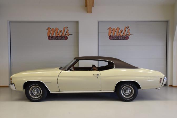 SÄLJES: Chevrolet Chevelle Malibu Sport Coupe 1971