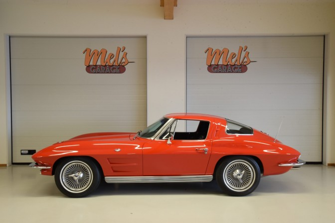 TILL SALU: Chevrolet Corvette C2 Split Window 1963