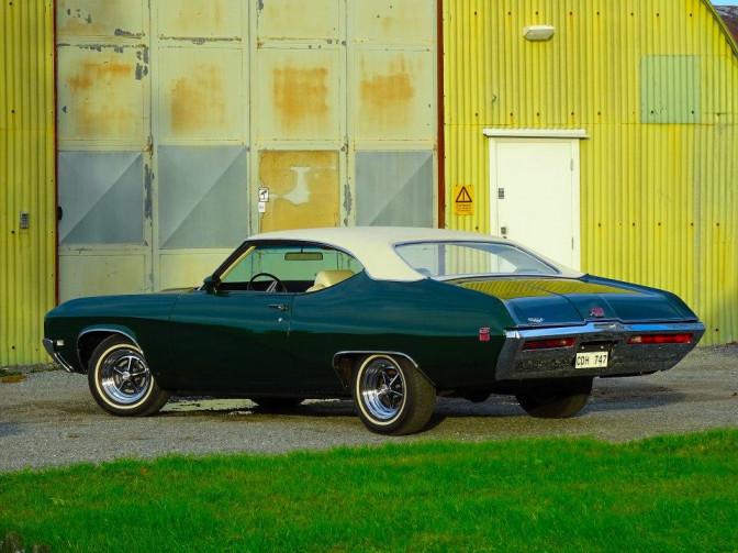 Collectors car: Buick GS 400 2-dr HT Coupe 1969