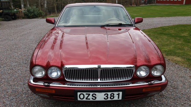 Collectors Car: Jaguar XJ6 1995