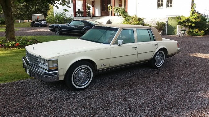 Collectors Car: Cadillac Seville 1976