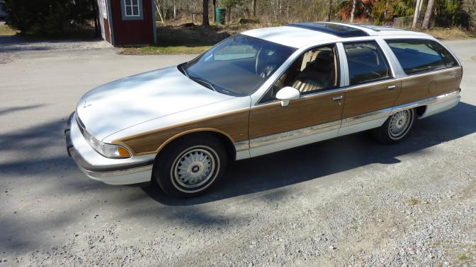 Collectors Car: Buick Roadmaster 1993