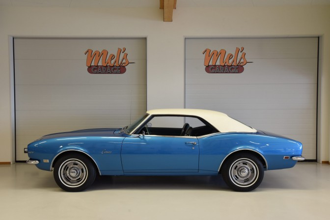SÄLJES: Chevrolet Camaro Sport Coupe 1968