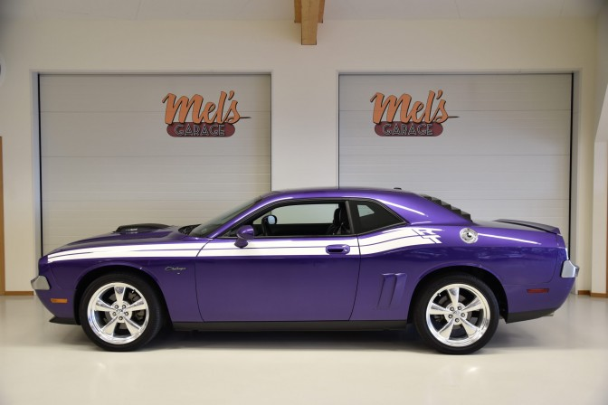 SÅLD! Dodge Challenger R/T 2010