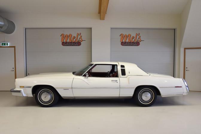 SÅLD! Oldsmobile 2-dr Toronado Brougham 1978