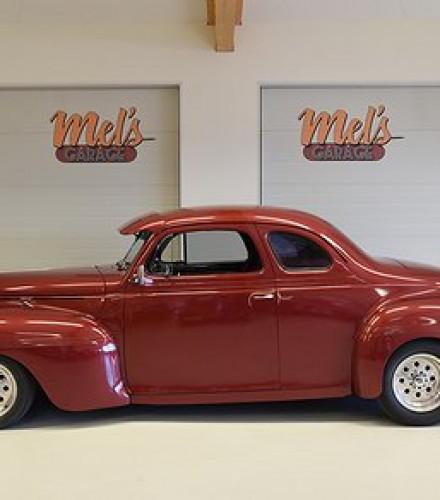 SÅLD! Dodge Business Coupe 1940