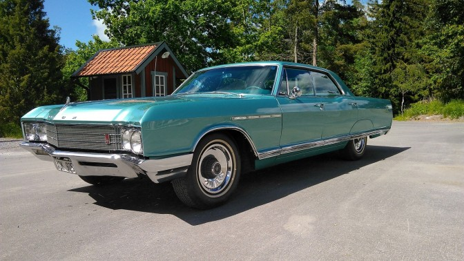 Collectors Car: Buick Electra 1966